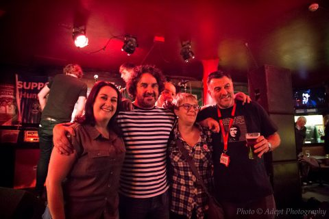 Ian Prowse @ The Monday Club in aid of WSO Liverpool