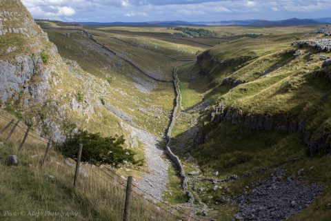 """The Yorkshire Dales"""